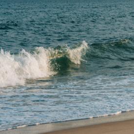 beach access background